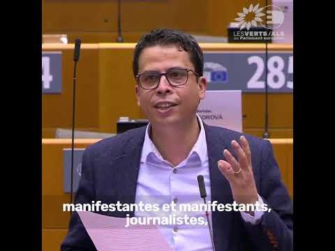 Mounir Satouri sur la situation en Algérie