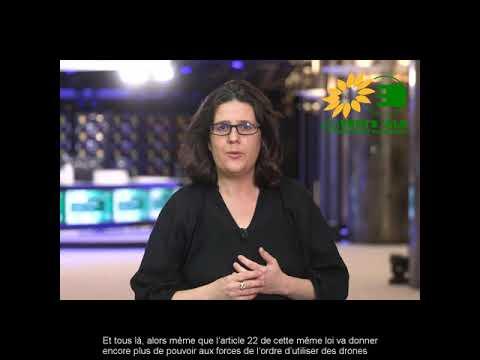 Gwendoline Delbos-Corfield sur la liberté de la presse