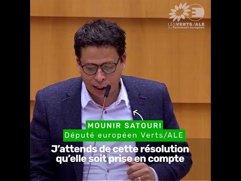 Mounir Satouri sur la situation en Égypte