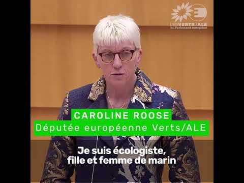 """Caroline Roose sur son rapport """"Plus de poissons dans les mers"""""""