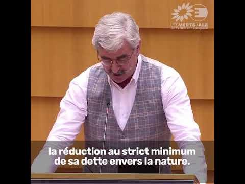Claude Gruffat sur le rapport sur l'économie circulaire