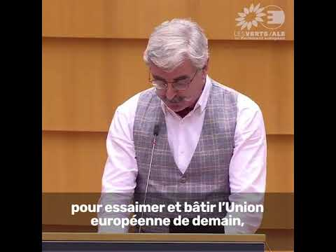 Question de Claude Gruffat à Christine Lagarde, présidente de la BCE