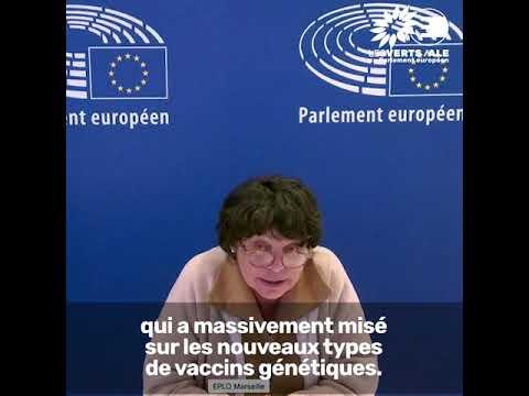 Michèle Rivasi sur la stratégie vaccinale
