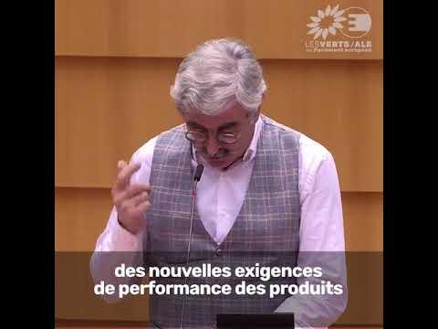 Claude Gruffat sur le règlement sur les produits de construction