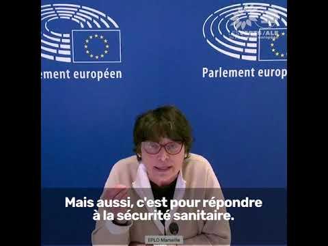 Michèle Rivasi sur le programme de l'UE pour la santé #EU4Health