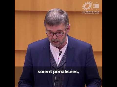 Damien Carême  sur le mécanisme d'ajustement carbone aux frontières