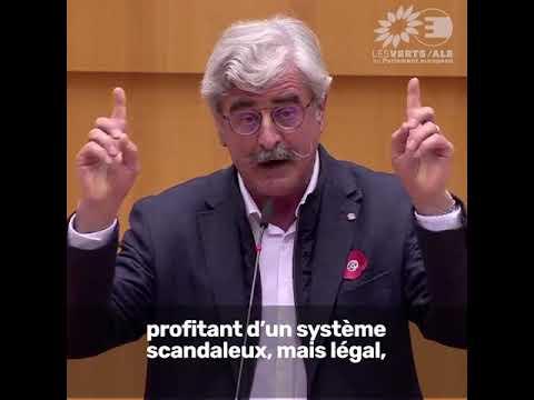 Claude Gruffat sur les paradis fiscaux