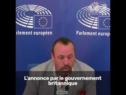 Benoît Biteau sur le Brexit et les OGM