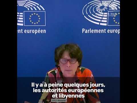 Michèle Rivasi sur la décharge pour le Fonds européen de développement (FED)