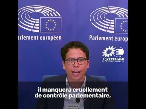 Mounir Satouri sur le Fonds européen de défense