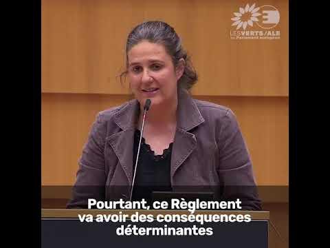 Gwendoline Delbos-Corfield sur le Règlement sur la diffusion de contenus terroristes en ligne.