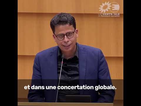 Mounir Satouri sur le Fonds de transition juste