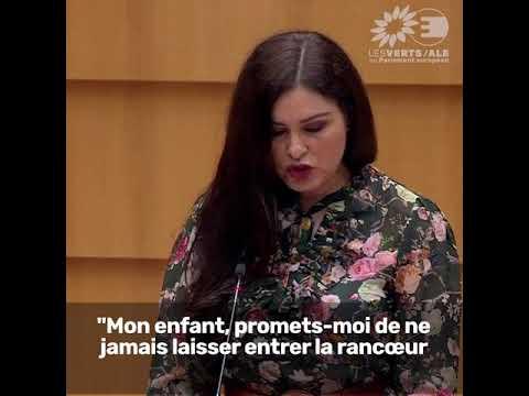 Salima Yenbou sur la stratégie de l'Union à l'égard de la situation en Israël et en Palestine