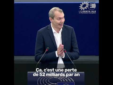 David Cormand sur les ressources propres de l'Union européenne