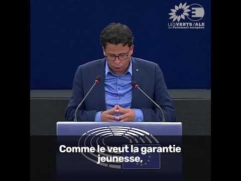 Mounir Satouri sur le FSE+