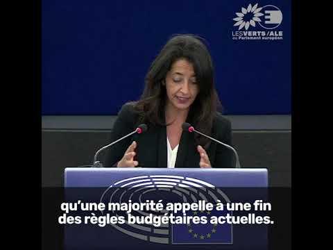 Karima Delli sur le cadre de gouvernance économique de l'UE